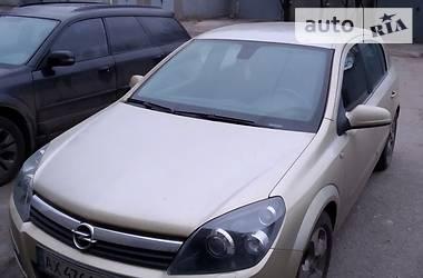 Характеристики Opel Astra H Хетчбек