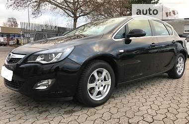 Характеристики Opel Astra J Хэтчбек