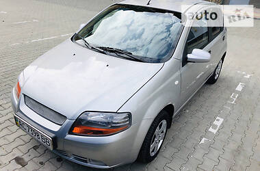 Характеристики Chevrolet Aveo Хэтчбек