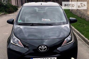 Характеристики Toyota Aygo Хэтчбек
