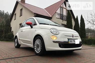 Характеристики Fiat Cinquecento Хэтчбек
