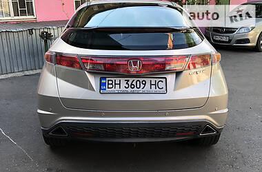Характеристики Honda Civic Хетчбек