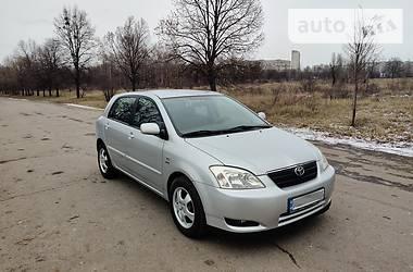 Характеристики Toyota Corolla Хэтчбек
