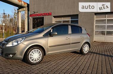 Характеристики Opel Corsa Хэтчбек