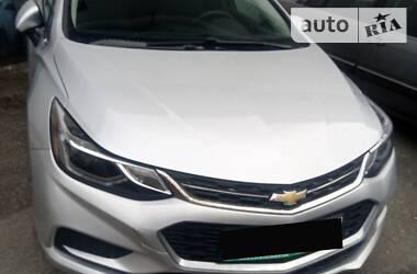 Характеристики Chevrolet Cruze Хэтчбек