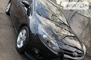 Характеристики Ford Focus Хэтчбек