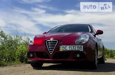 Характеристики Alfa Romeo Giulietta Хэтчбек
