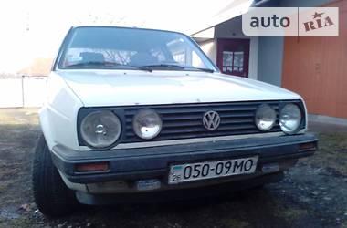 Характеристики Volkswagen Golf II Хетчбек