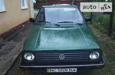 Характеристики Volkswagen Golf II Хэтчбек