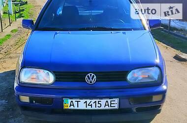 Характеристики Volkswagen Golf III Хетчбек