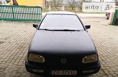 Характеристики Volkswagen Golf III Хэтчбек