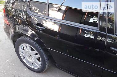Характеристики Volkswagen Golf IV Хэтчбек