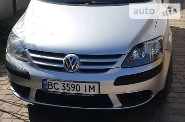 Характеристики Volkswagen Golf Plus Хетчбек