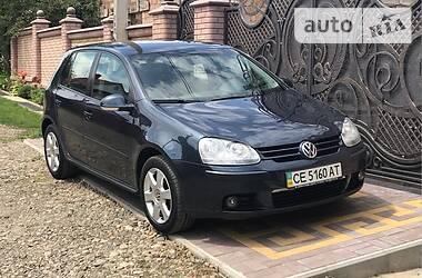 Характеристики Volkswagen Golf V Хэтчбек