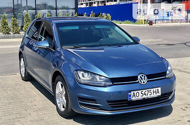 Характеристики Volkswagen Golf VII Хетчбек