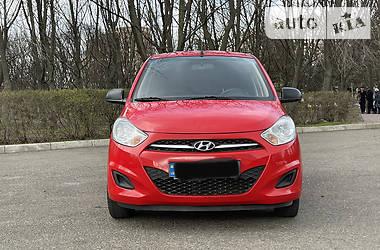 Характеристики Hyundai i10 Хэтчбек