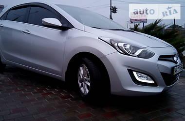 Характеристики Hyundai i30 Хэтчбек