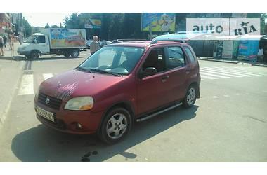 Характеристики Suzuki Ignis Хэтчбек