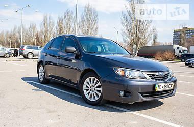Характеристики Subaru Impreza Хэтчбек