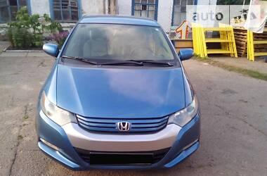 Характеристики Honda Insight Хэтчбек