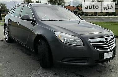 Характеристики Opel Insignia Хетчбек