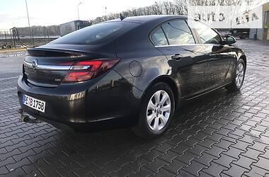 Характеристики Opel Insignia Хэтчбек