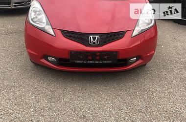 Характеристики Honda Jazz Хэтчбек