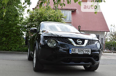 Характеристики Nissan Juke Хэтчбек