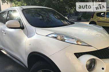 Характеристики Nissan Juke Хетчбек