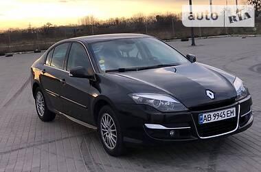 Характеристики Renault Laguna Хэтчбек