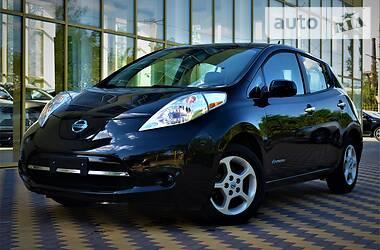 Характеристики Nissan Leaf Хэтчбек