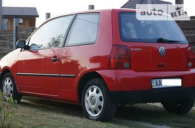 Характеристики Volkswagen Lupo Хэтчбек