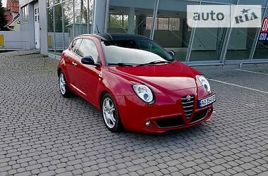 Характеристики Alfa Romeo Mito Хэтчбек