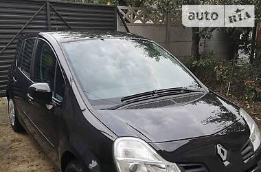 Характеристики Renault Modus Хетчбек