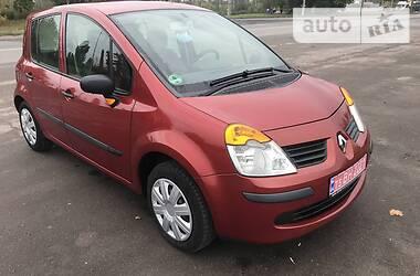 Характеристики Renault Modus Хэтчбек