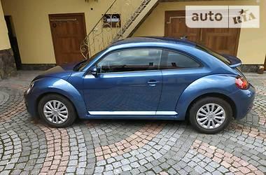 Характеристики Volkswagen New Beetle Хэтчбек