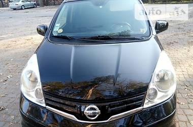 Характеристики Nissan Note Хэтчбек