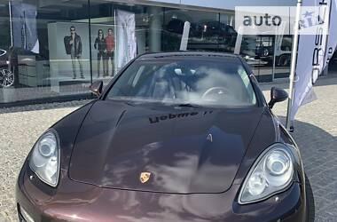 Характеристики Porsche Panamera Хэтчбек