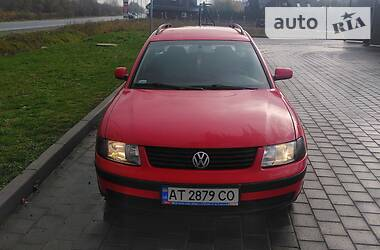 Характеристики Volkswagen Passat B5 Хэтчбек
