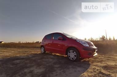 Характеристики Nissan Pixo Хэтчбек