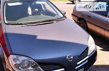 Характеристики Nissan Primera Хэтчбек
