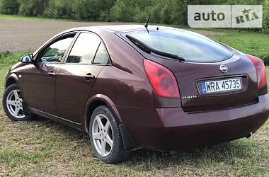 Характеристики Nissan Primera Хетчбек