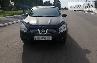 Характеристики Nissan Qashqai Хетчбек