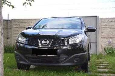 Характеристики Nissan Qashqai Хэтчбек