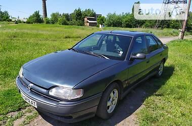 Характеристики Renault Safrane Хэтчбек