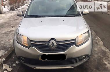 Характеристики Renault Sandero StepWay Хэтчбек
