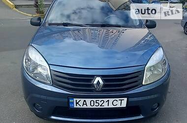 Характеристики Renault Sandero Хетчбек