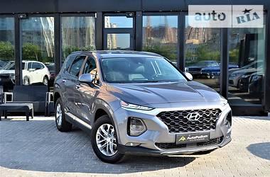 Характеристики Hyundai Santa FE Хэтчбек