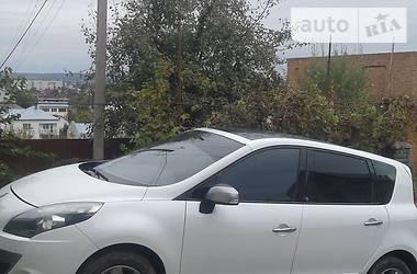Характеристики Renault Scenic Хэтчбек