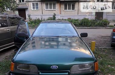 Характеристики Ford Scorpio Хэтчбек